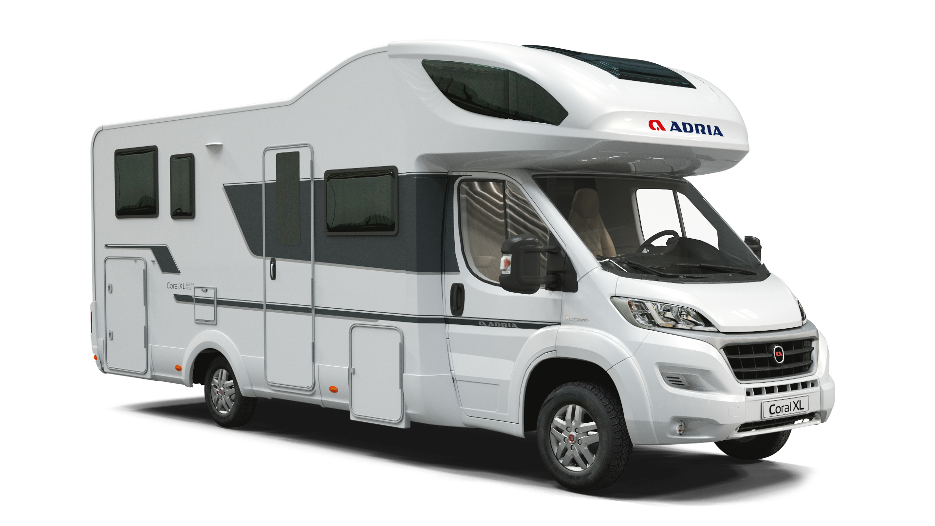 Adria Coral XL Plus 600 DP